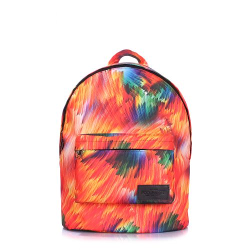 Рюкзак городской POOLPARTY backpack-firebird разноцветный