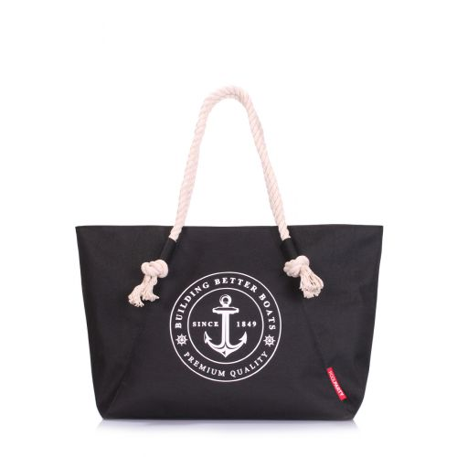 Женская сумка PoolParty breeze-oxford-black черная