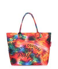 Женская сумка Poolparty paradise-firebird разноцветная