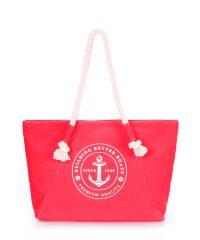 Женская сумка PoolParty pool-breeze-red красная