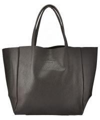 Женская кожаная сумка poolparty-soho-brown коричневая