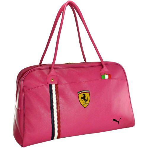 a023e328 Спортивная сумка Puma Ferrari New розовая купить в Киеве - FashionTrends