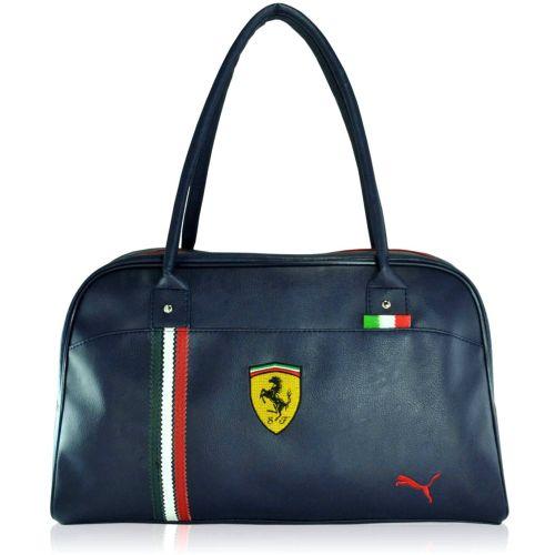 Спортивная сумка Puma Ferrari New синяя