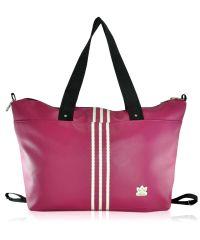 Спортивная сумка Sportif малиновая