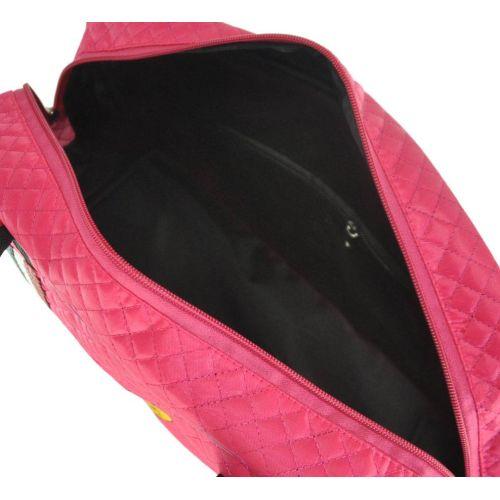 343193b8 Спортивная сумка Puma Ferrari стеганая New малиновая купить в Киеве -  FashionTrends