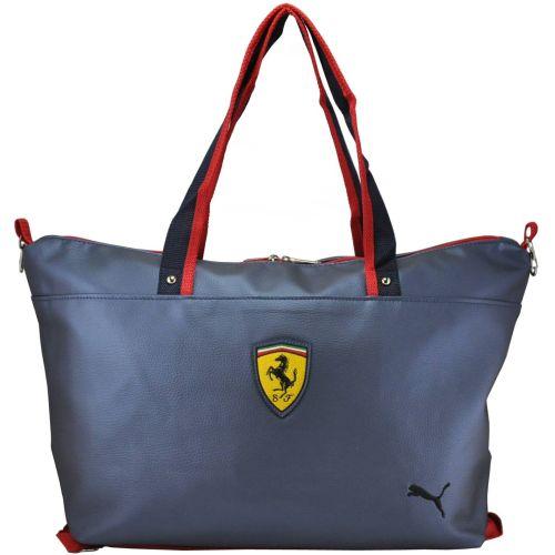 Спортивная сумка Puma Ferrari синяя