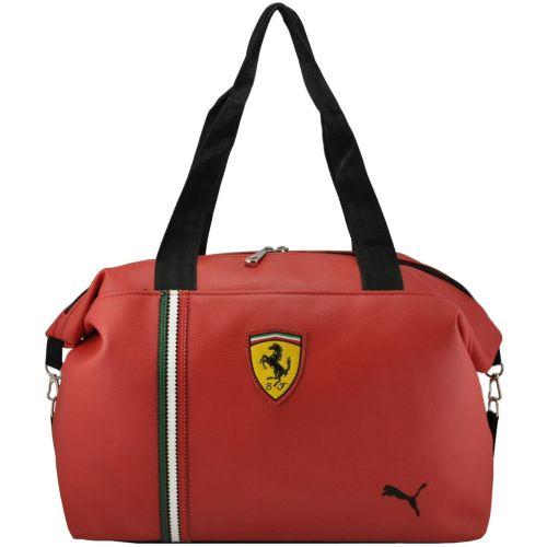 473f53bf Спортивная сумка Puma Ferrari красная купить в Киеве - FashionTrends