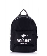 Рюкзак молодежный PoolParty backpack-kangaroo-black