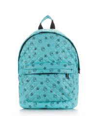 Рюкзак стеграный PoolParty backpack-theone-blue-ducks