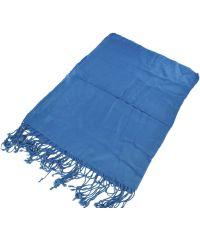 Палантин 42065 синий