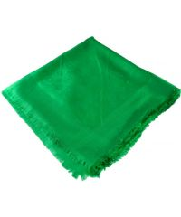 Шаль L зеленая