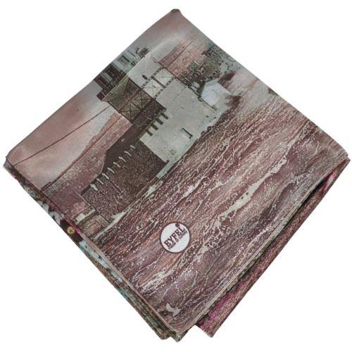 Женский платок 15211 япония розовый