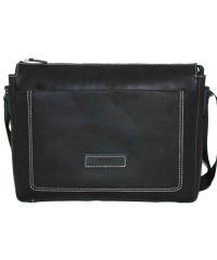 Мужской кожаный портфель MK33Kr670 чёрный
