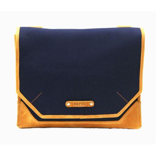 Сумка текстильная VATTO T21HL1 Kr190 синяя