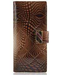 Женский кожаный кошелек JB-2 коричневый