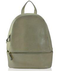Кожаный рюкзак 8270 молочный