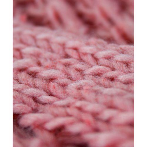 Шарф с капюшоном TRAUM 2483-19 розовый