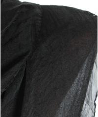 Шаль-парео TRAUM 2497-10 черная
