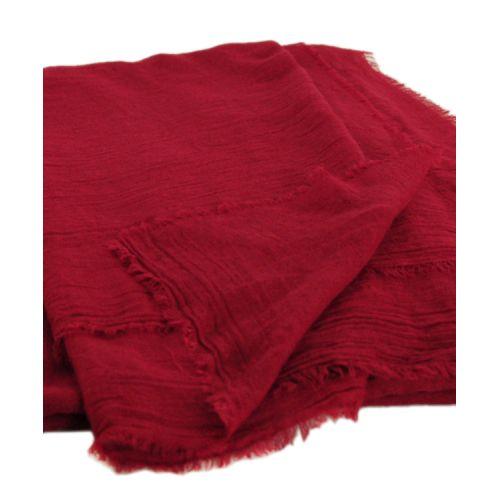 Шаль TRAUM 2498-49 красная