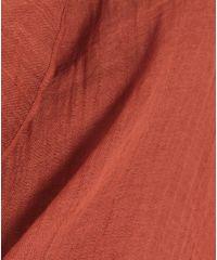 Шаль-парео TRAUM 2498-11 коричневая