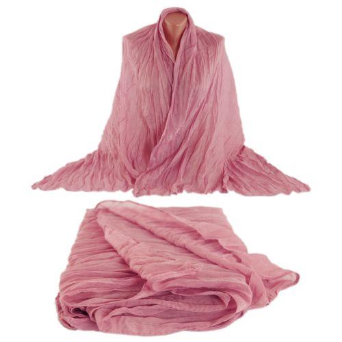 Шаль-парео TRAUM 2498-19 розовая