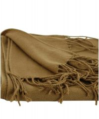 Шарф TRAUM 2493-46 коричневый