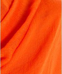Шаль-парео TRAUM 2494-19 оранжевая