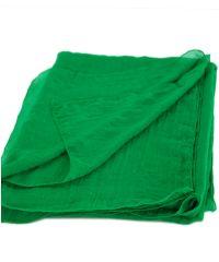 Шаль-парео TRAUM 2495-16 зеленая