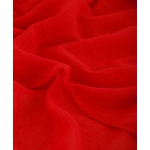 Шаль TRAUM 2494-91 красная