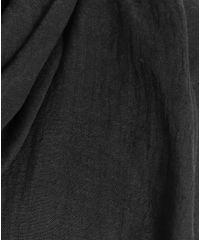 Шаль-парео TRAUM 2494-10 черная
