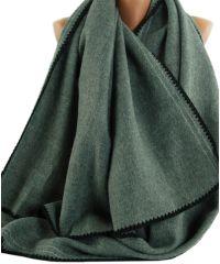 Шарф TRAUM 2483-30 серый