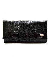 Кошелек женский кожаный CANPEL 2034-2 черный кроко