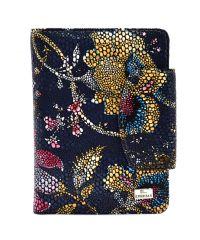 Кошелек женский кожаный Desisan 086-415 хохлома
