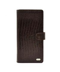 Портмоне кожаное Desisan 069-142 коричневый лазер