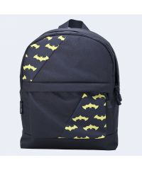 Черный рюкзак с бэтменом mini TWINSSTORE Р55