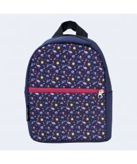 Детский синий рюкзак с фламинго TWINSSTORE Р75