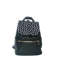 Черный рюкзак с лапками small Р28