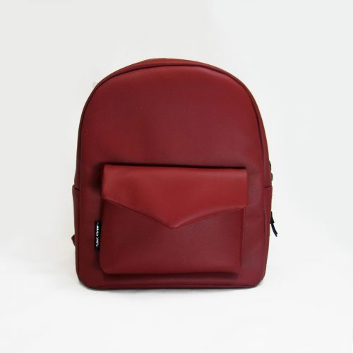 Бордовый рюкзак Р31