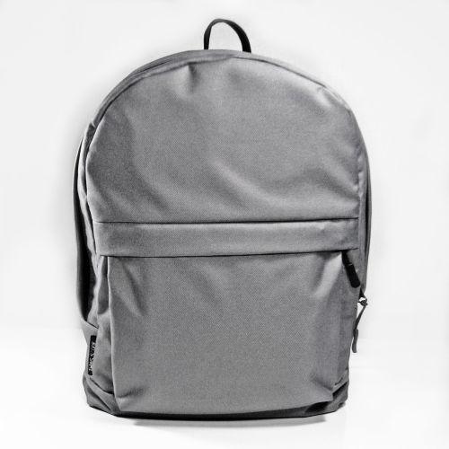 Серый рюкзак mini Р24