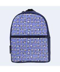Детский синий рюкзак с пандами TWINSSTORE Р69