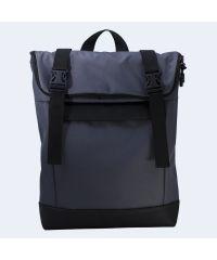 Серый рюкзак Rolltop medium TWINSSTORE Р63