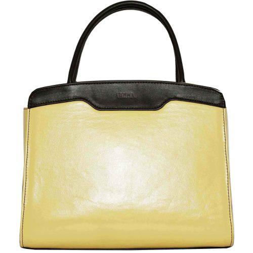 Женская кожаная сумка VATTO Wk15 N8Kaz400 желтая