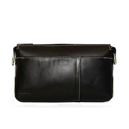 Женский кожаный клатч VATTO Wk19.1Kaz1 черный