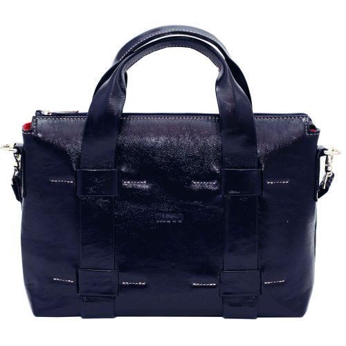 Женская кожаная сумка VATTO Wk22 Napl2 синяя