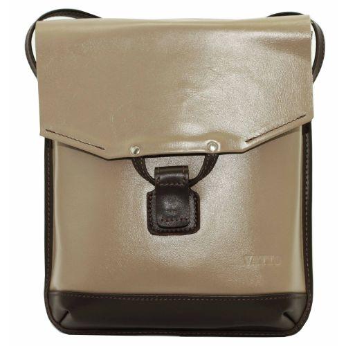 Женская кожаная сумка Wk29 N3Kaz400 бежевая
