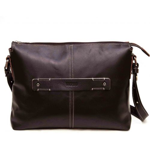 Женская кожаная сумка VATTO Wk31Kaz400 коричневая