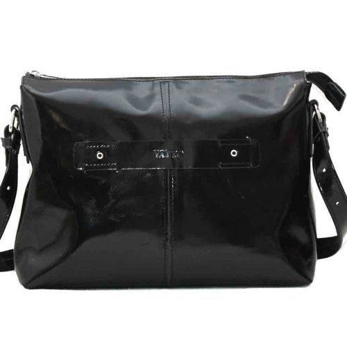 Женская кожаная сумка VATTO Wk31L1Mer1 черная