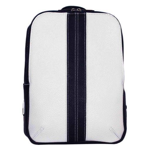 Женский кожаный рюкзак VATTO Wk37 Fl1Fl6 синий