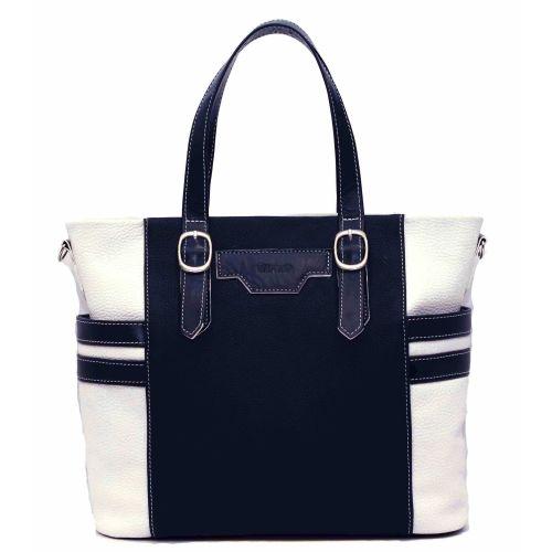 Женская кожаная сумка VATTO Wk39-5 белая