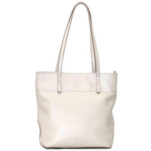 Женская кожаная сумка VATTO Wk5Kaz125 бежевая